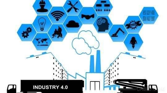互联网 + 工业